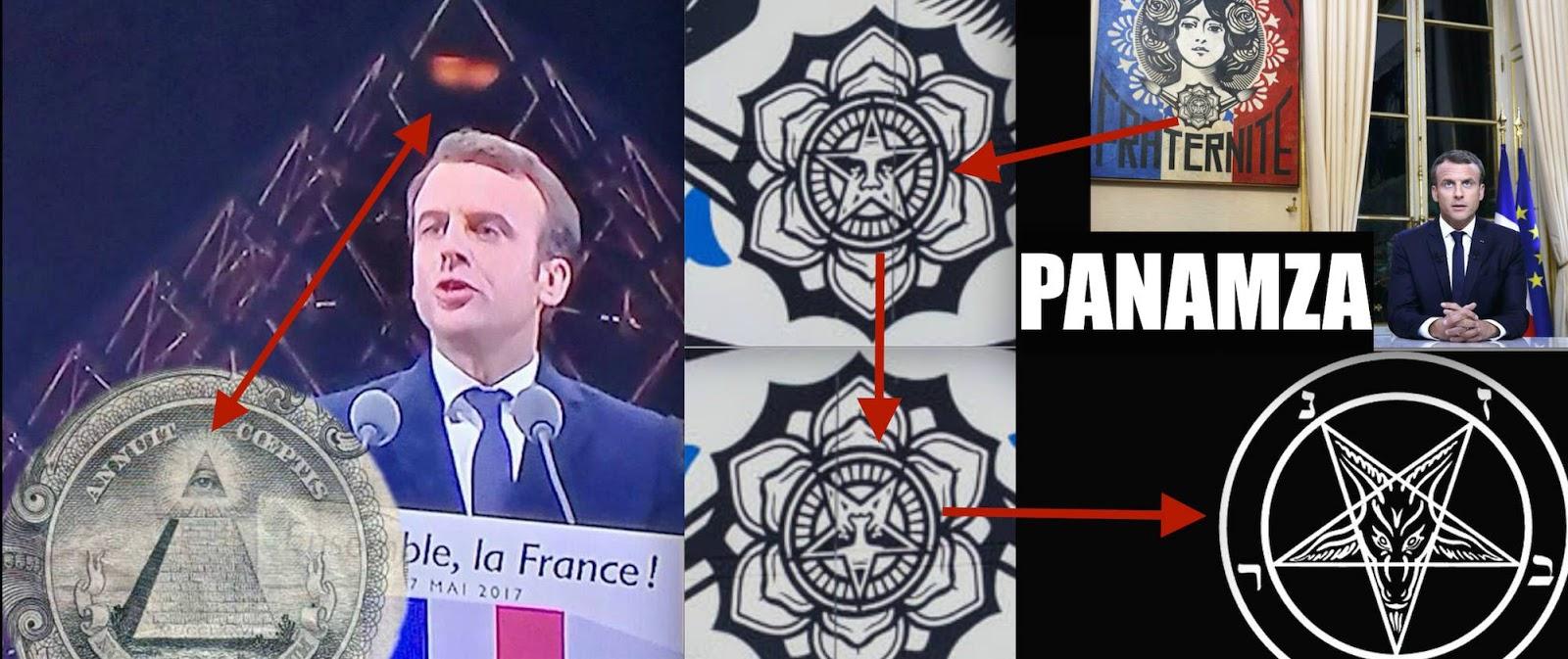 Benalla = CRS = Macron