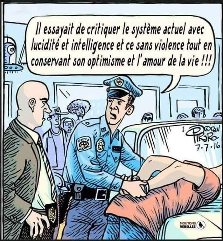 Crimes envers l'Humanité