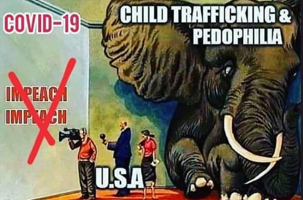 Pedocriminalité & SwissCovid, c'est lié